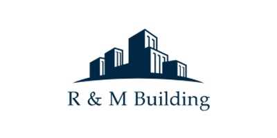 R & M Building Logo